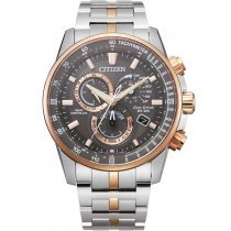 Citizen CB5886-58H Eco-Drive radio-controlled chrono 43mm 20ATM