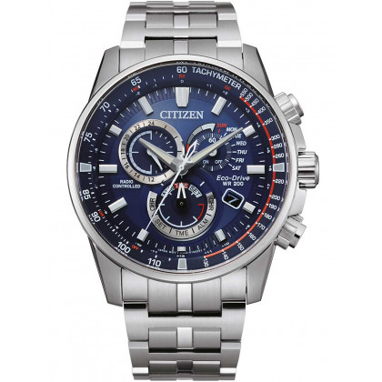 Citizen CB5880-54L Eco-Drive radio-controlled chrono 43mm 20ATM