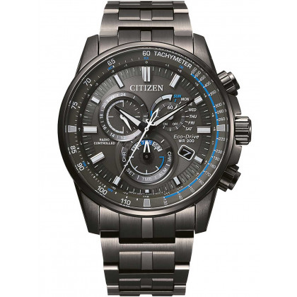 Citizen CB5887-55H Eco-Drive radio-controlled chrono 43mm 20ATM