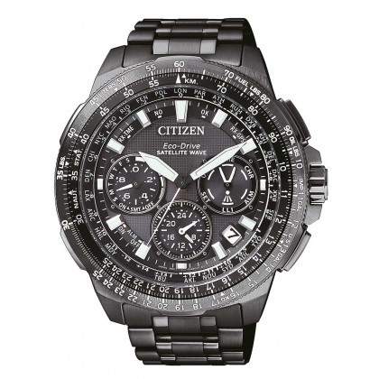 Citizen CC9025-51E Eco-Drive Promaster-Sky Satellite-Wave GPS Titanium 47mm 20 ATM