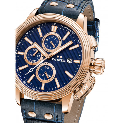 TW Steel CE7015 CEO Adesso Chronograph 45mm 10 ATM