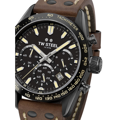 TW-steel CHS1 chrono 46mm 10ATM