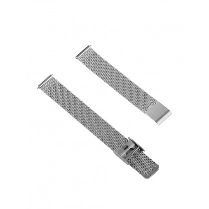Cluse Replacement Strap CLS345 [16 mm] silver + silver Buckle