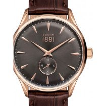 Cerruti CRA24003 Clusone Men's 43mm 10ATM