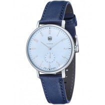DuFa DF-9001-10 Walter Gropius Men's Watch 38mm 3 ATM