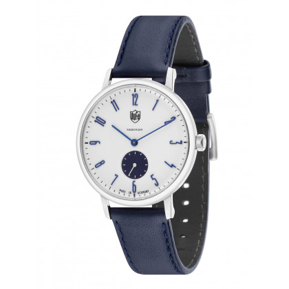 DuFa DF-9001-0Q Walter Men's 38mm 3 ATM