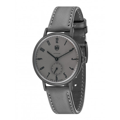 DuFa DF-9001-0U Walter Men's 38mm 3 ATM