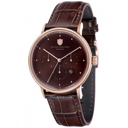 DuFa DF-9013-02 Albers Men's Automatic 42mm 3 ATM