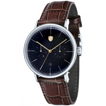 DuFa DF-9014-02 Albers Men's Automatic 42mm 3 ATM