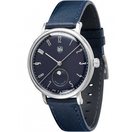 DuFa DF-9032-02 moonphase 38 mm 3ATM