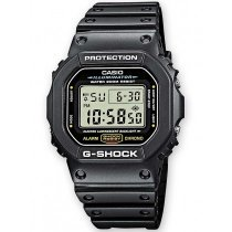 CASIO DW-5600E-1VER G-SHOCK 43mm 20 ATM
