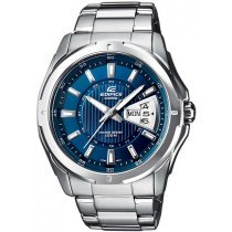 CASIO EF-129D-2AVEF EDIFICE Men's 45mm 10 ATM