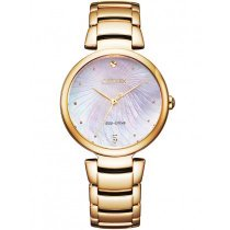 Citizen EM0853-81Y Eco-Drive Elegance ladies 31mm 5ATM