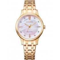 Citizen EM0893-87Y Eco-Drive Elegance ladies 30mm 5ATM