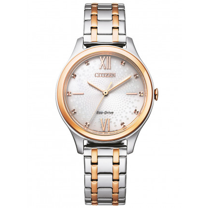 Citizen EM0506-77A Eco-Drive ladies 30mm 5ATM
