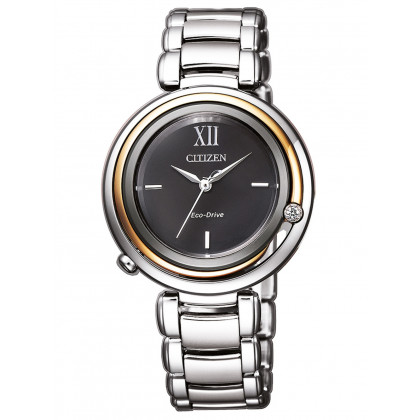 Citizen EM0658-87E Elegance Ladies 31mm 5 ATM