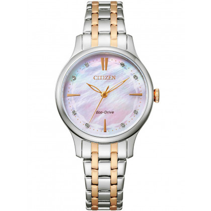 Citizen EM0896-89Y Eco-Drive Elegance ladies 30mm 5ATM
