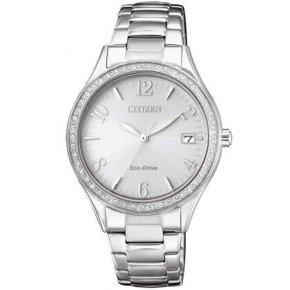 Citizen EO1180-82A Eco-Drive elegance Ladies 34mm 5 ATM