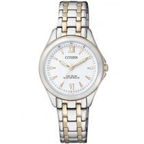 Citizen ES4024-52A Eco-Drive Ladies Radio Contr. Sapphire Glass