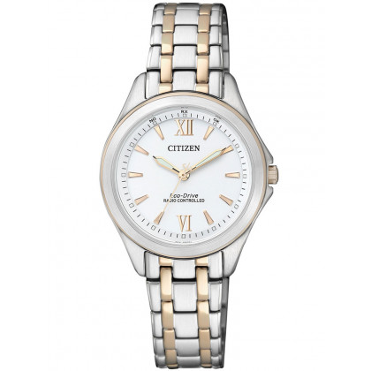 Citizen ES4024-52A Eco-Drive Ladies Radio Controlled Sapphire Glass 29mm 10 ATM