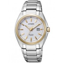 Citizen EW2214-52A Eco-Drive Super-Titanium Ladies 34mm 10 ATM