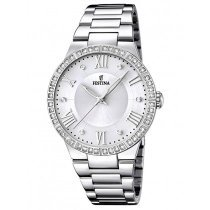 Festina F16719/1 Ladies Watch 36mm 5ATM