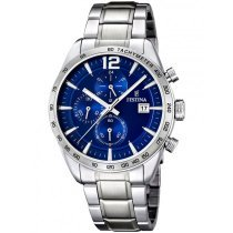 Festina F16759/3 Men's Chronograph 5 ATM 44 mm