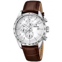 Festina F16760/1 Men's Chronograph 5 ATM 44 mm