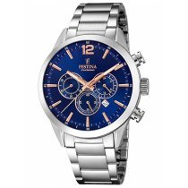 Festina F20343/9 Timeless Chronograph 43mm 10ATM