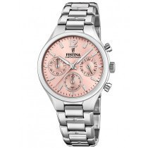 Festina F20391/2 boyfriend chrono ladies 36mm 5ATM