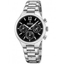 Festina F20391/4 Mademoiselle Ladies Chrono 36mm 5ATM
