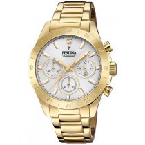 Festina F20400/1 Boyfriend Ladies Chronograph 39mm 10ATM