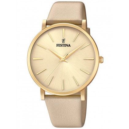Festina F20372/2 Ladies Watch 38mm 5ATM