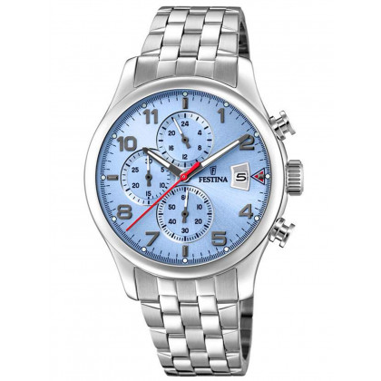 Festina F20374/5 Timeless Chronograph 41mm 10ATM