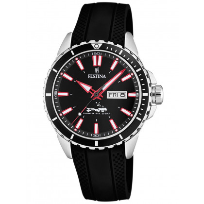 Festina F20378/2 Diver's Watch 45mm 20ATM