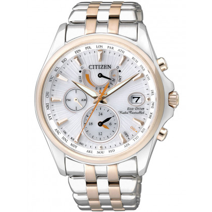 Citizen FC0014-54A Eco-Drive Ladies Radio Controlled Watch Sapphire Glass 39mm 10 ATM