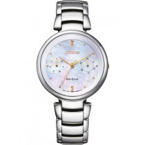 Citizen FD1106-81D Eco-Drive Elegance ladies 31mm 5ATM