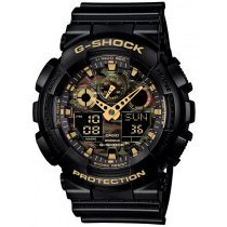 CASIO GA-100CF-1A9ER G-SHOCK 51mm 20 ATM