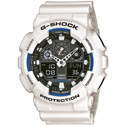 CASIO GA-100B-7AER G-SHOCK 51mm 20 ATM