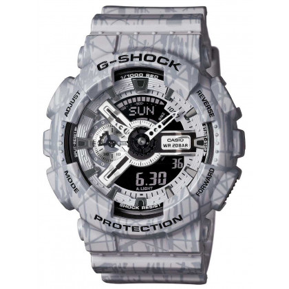 CASIO GA-110SL-8AER G-SHOCK 51mm 20 ATM