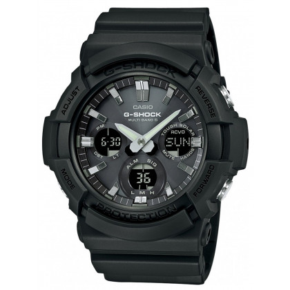 CASIO GAW-100B-1AER G-SHOCK Solar 52mm 20 ATM