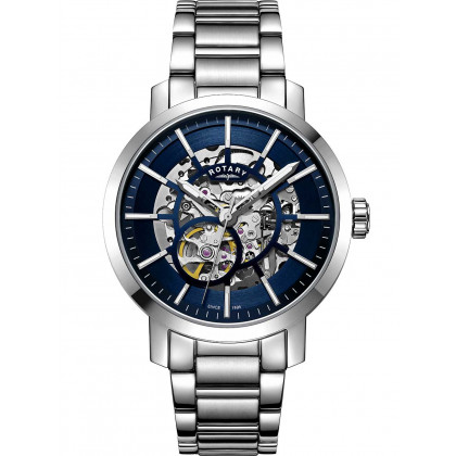 Rotary GB06350/05 Greenwich automatic men`s 42mm 5ATM