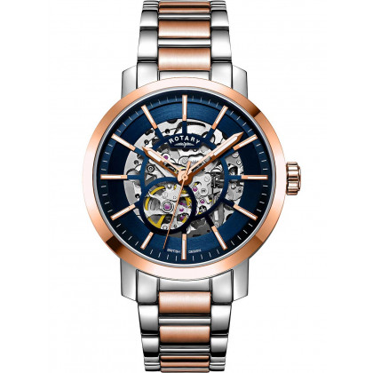 Rotary GB06352/05 Greenwich automatic men`s 42mm 5ATM