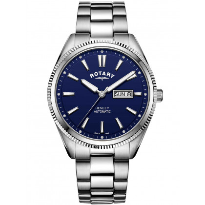 Rotary GB05380/05 Henley automatic men`s 42mm 10ATM