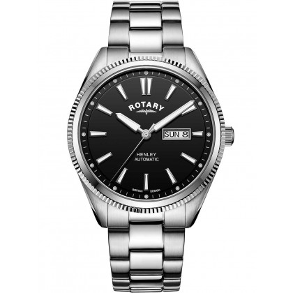Rotary GB05380/04 Henley automatic men`s 42mm 10ATM