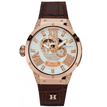 Haemmer GL-400 Evolution Amber ladies 45mm 10ATM