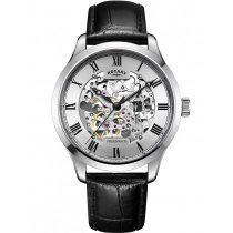 Rotary GS02940/06 Greenwich automatic men`s 42mm 5ATM