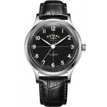 Rotary GS05125/04 Heritage automatic men`s 40mm 5ATM