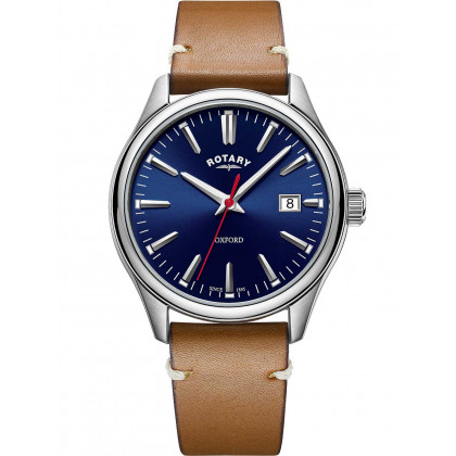 Rorary GS05092/53 Oxford men`s watch 40mm 5ATM