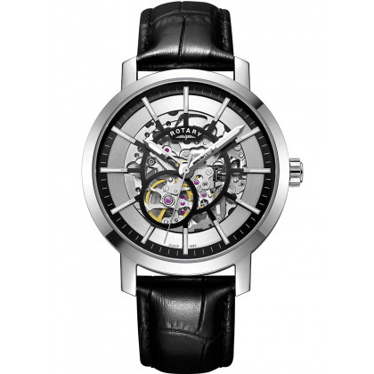 Rotary GS05350/02 Greenwich automatic men`s 42mm 5ATM